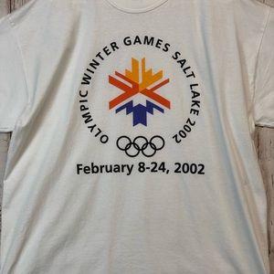 Other - Salt Lake City 2002 Olympics XL Tee